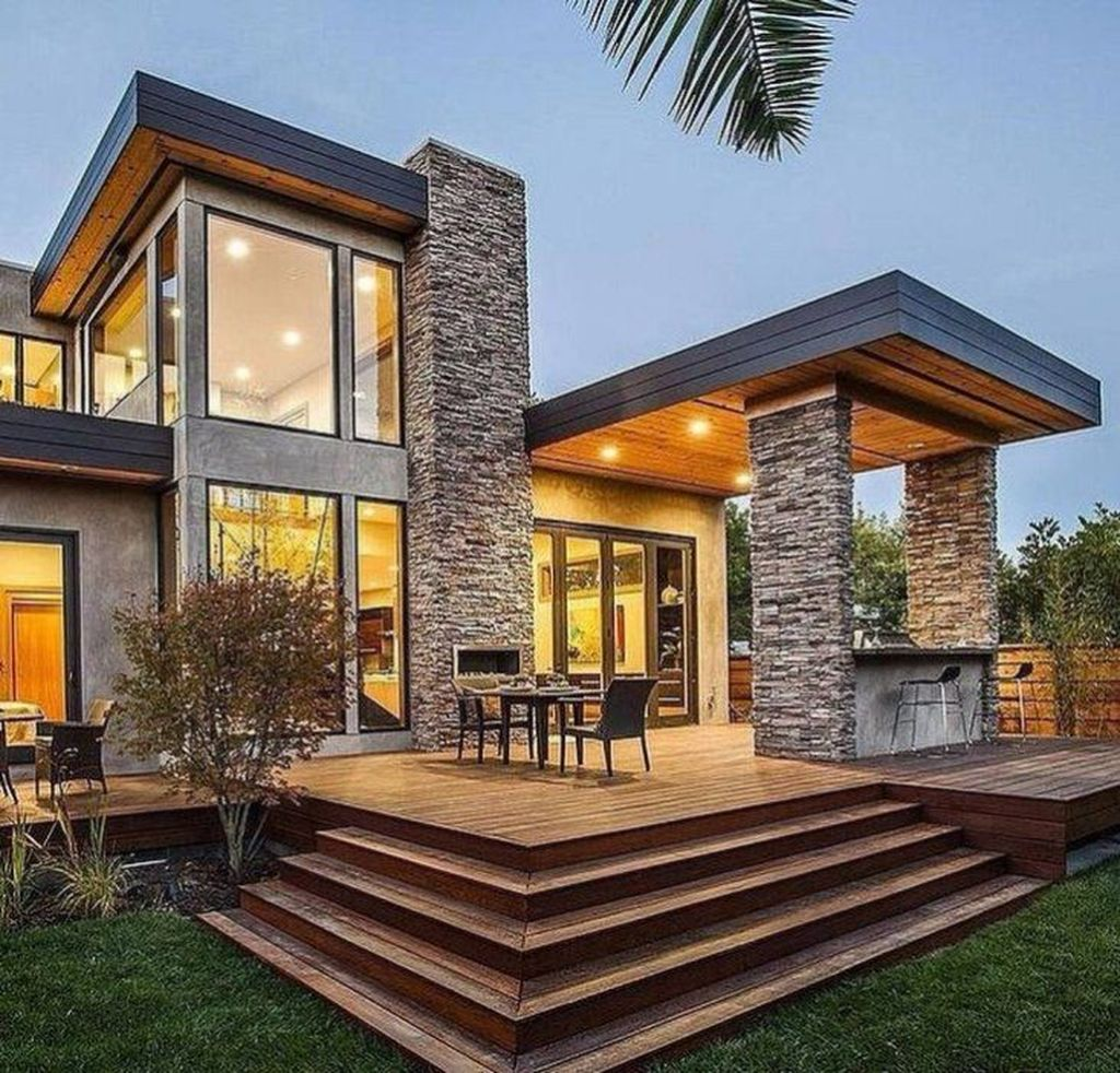 The Best Home Architecture Exterior Design Ideas 25