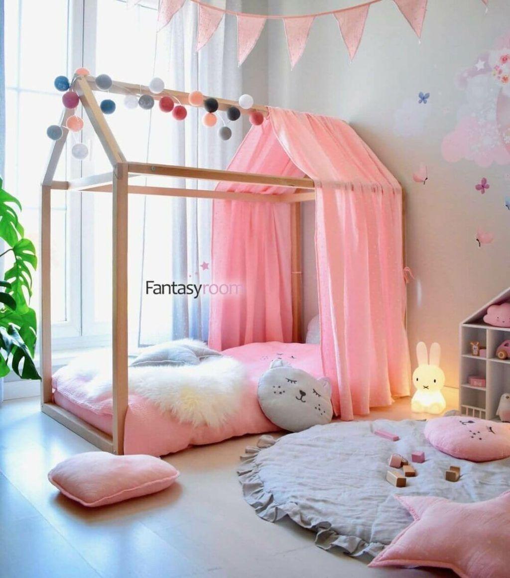 Amazing Kids Bedroom Decoration Ideas 24