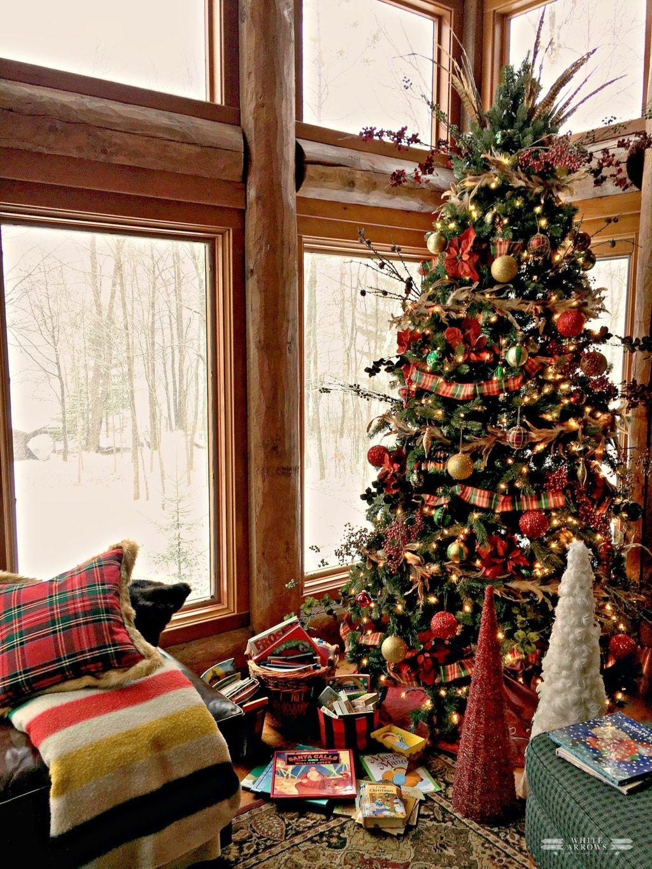 Beautiful Christmas Tree Decorations Ideas 28