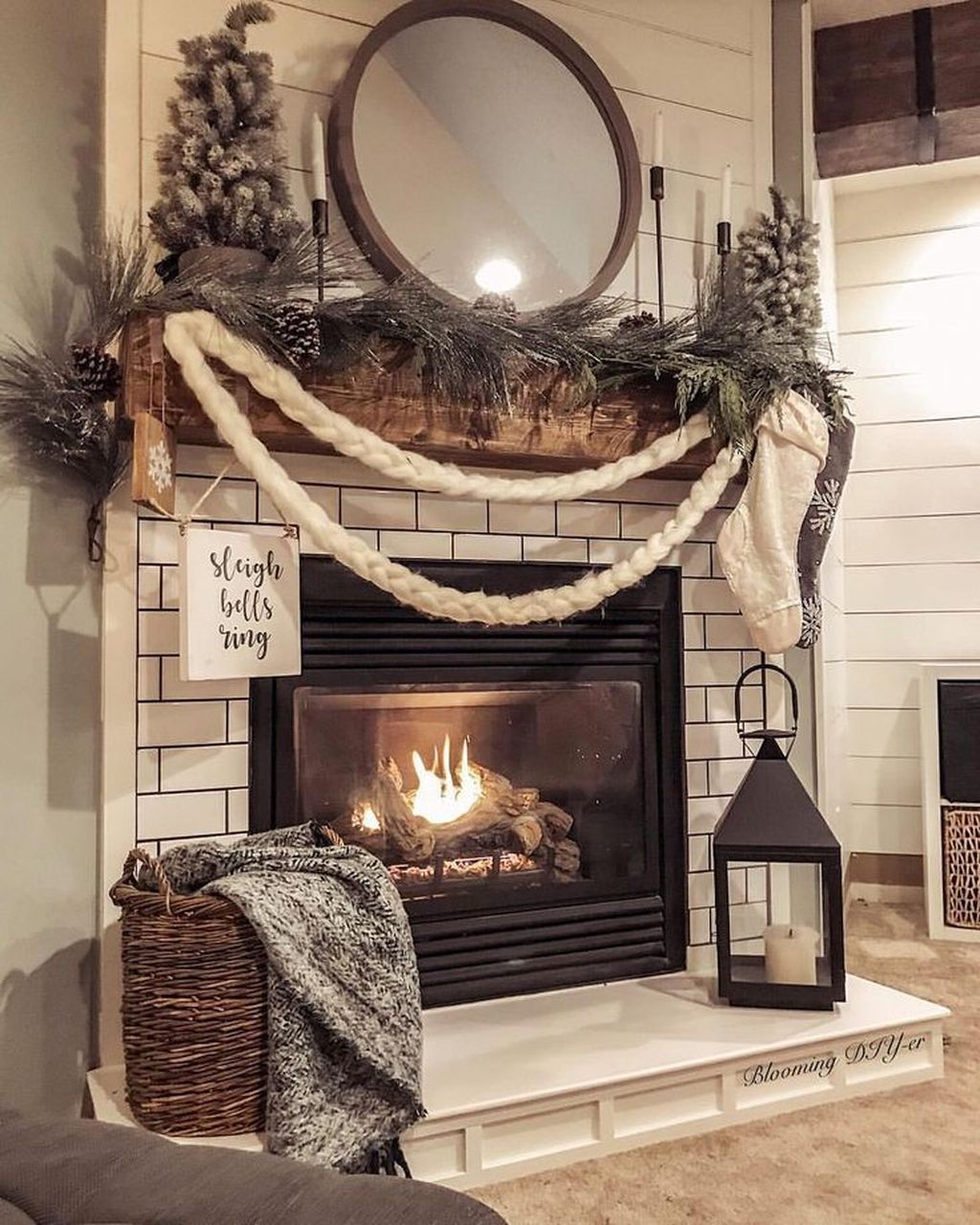 Fabulous Winter Home Decor Ideas 15