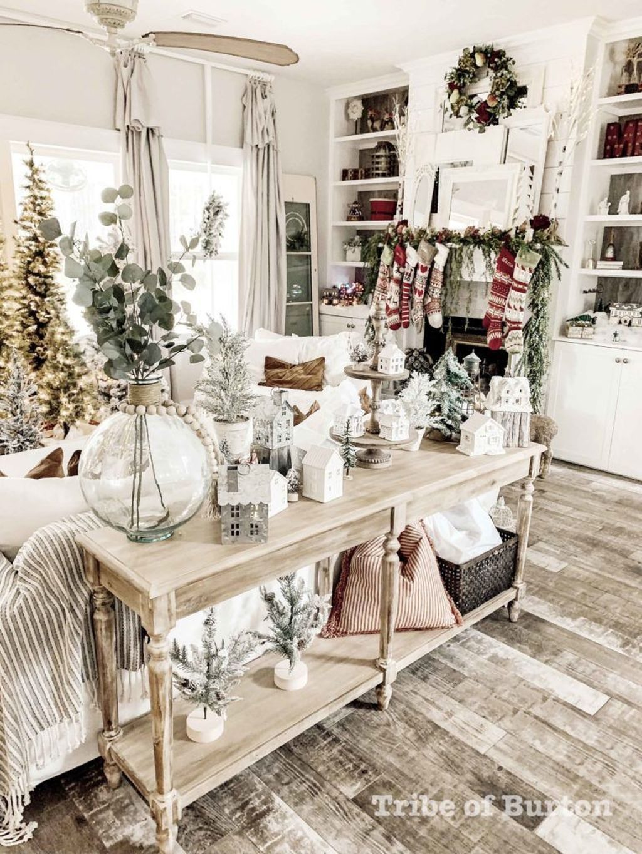 Fabulous Winter Home Decor Ideas 22