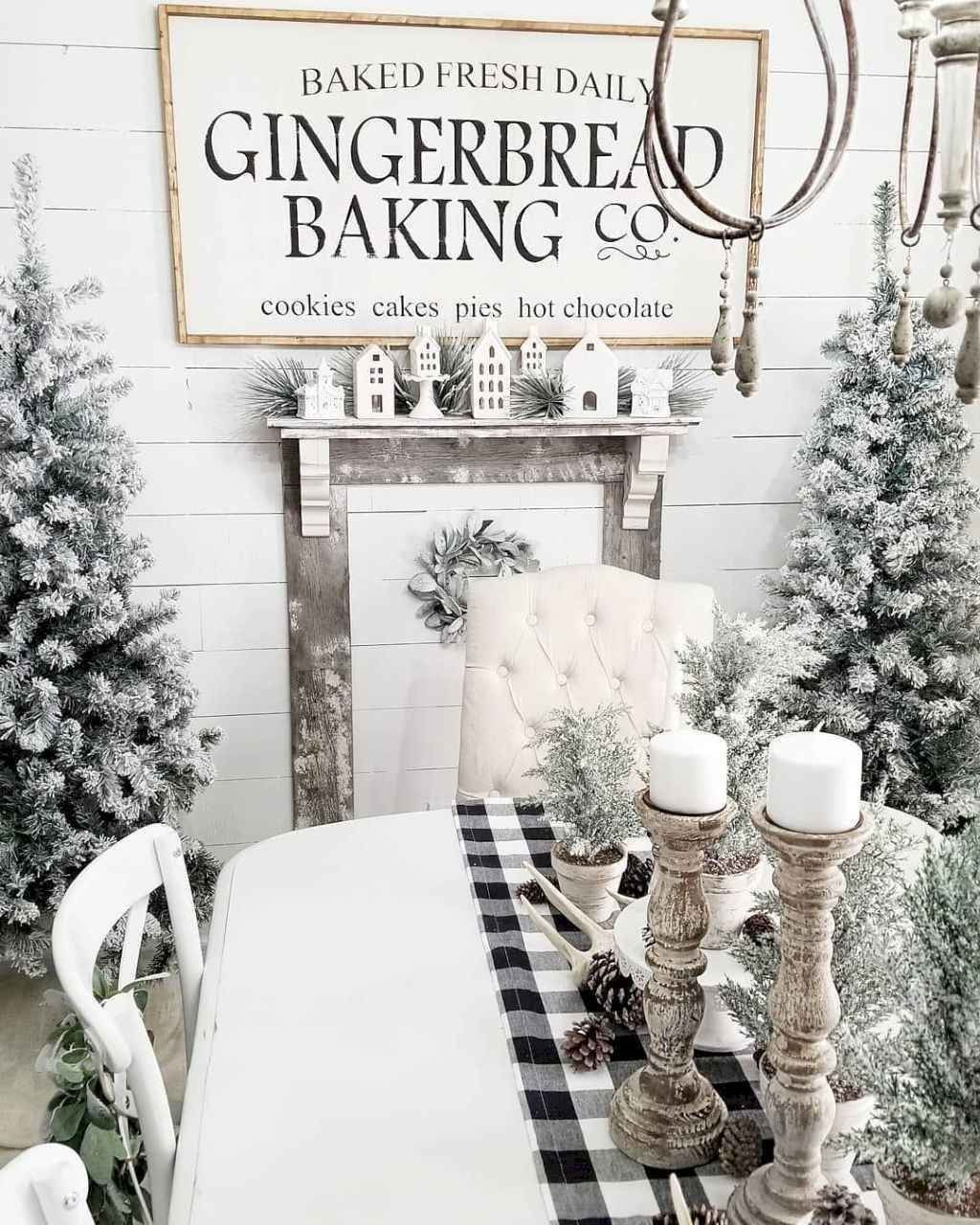 Fabulous Winter Home Decor Ideas 24