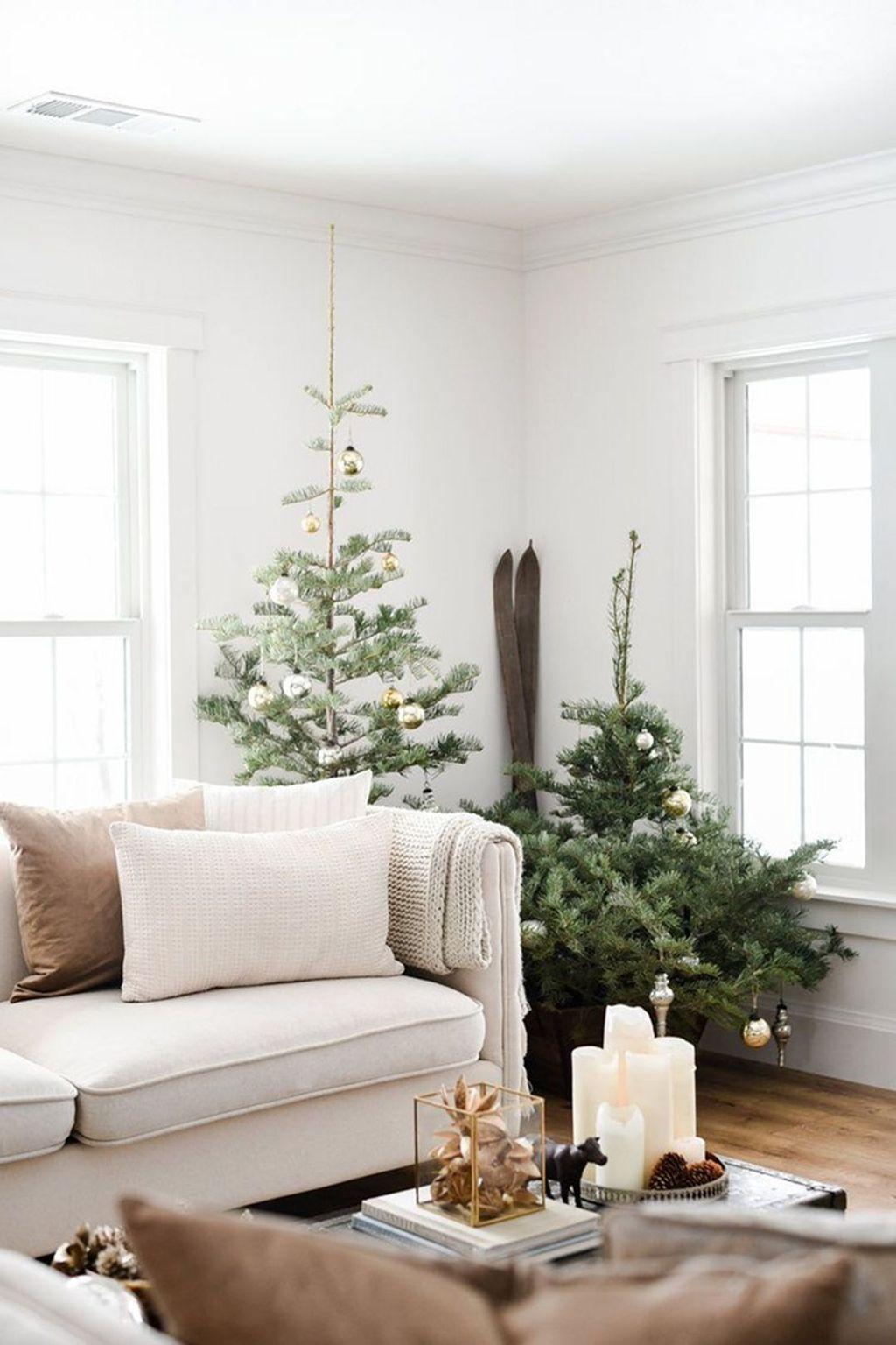 Fabulous Winter Living Room Decor Ideas 31
