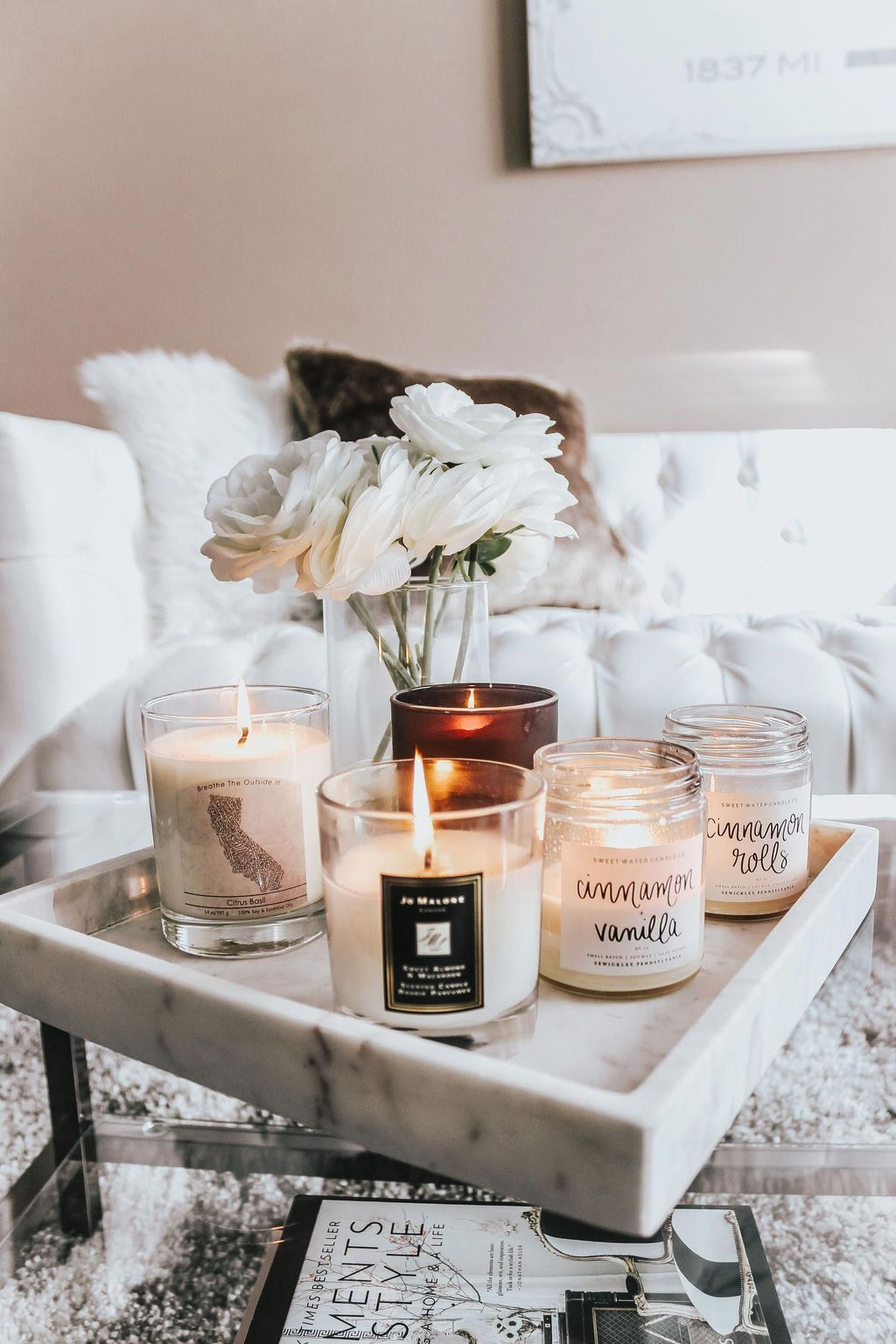Fabulous Winter Living Room Decor Ideas 33