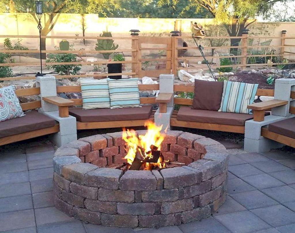 Inspiring Backyard Fire Pit Ideas 05