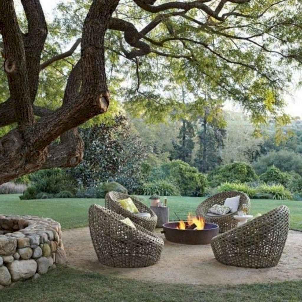 Inspiring Backyard Fire Pit Ideas 11