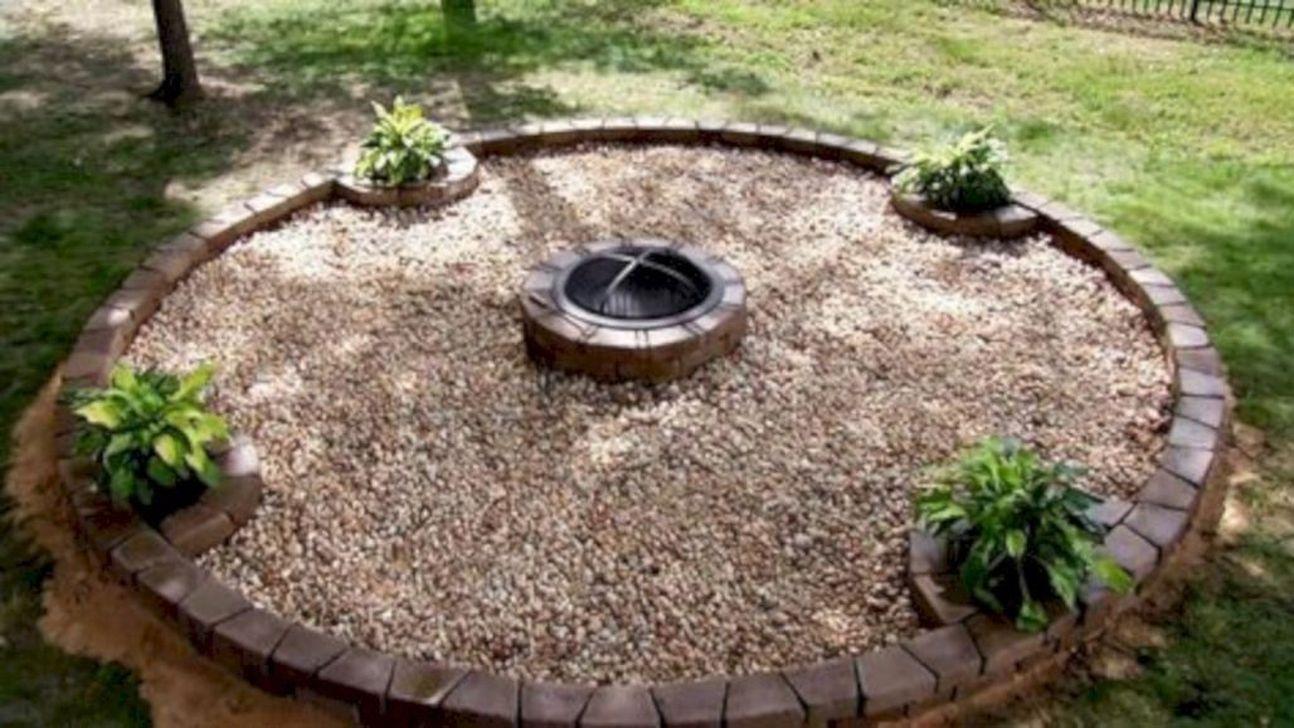Inspiring Backyard Fire Pit Ideas 19