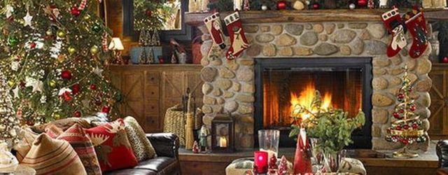 Lovely Christmas Living Room Decor Ideas 03