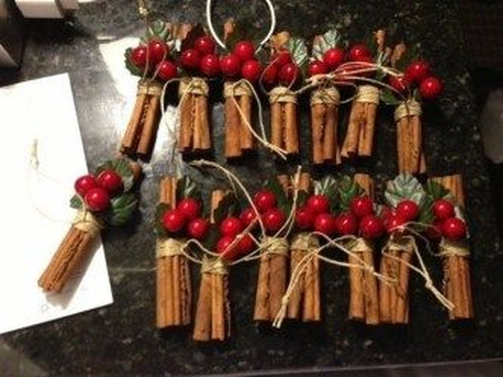 Nice Christmas Rustic Ornaments For Home Decoration 12