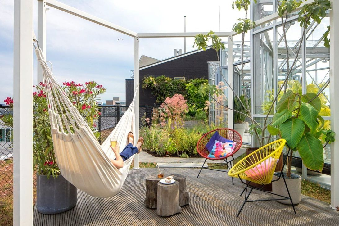 Nice Rooftop Terrace Design Ideas 06