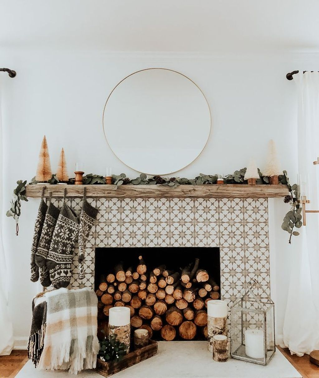 Popular Minimalist Winter Decor Ideas You Should Try 04