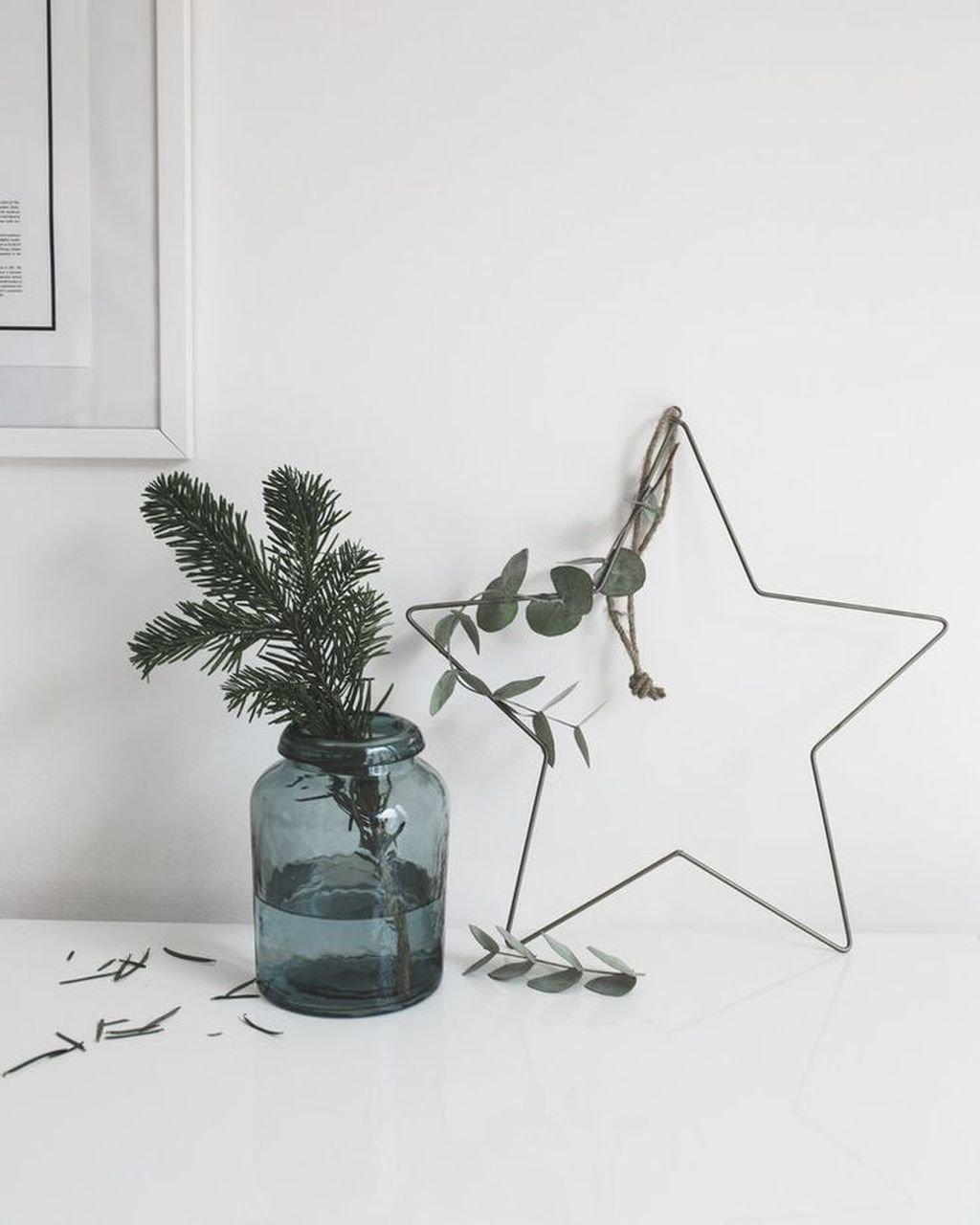 Popular Minimalist Winter Decor Ideas You Should Try 05