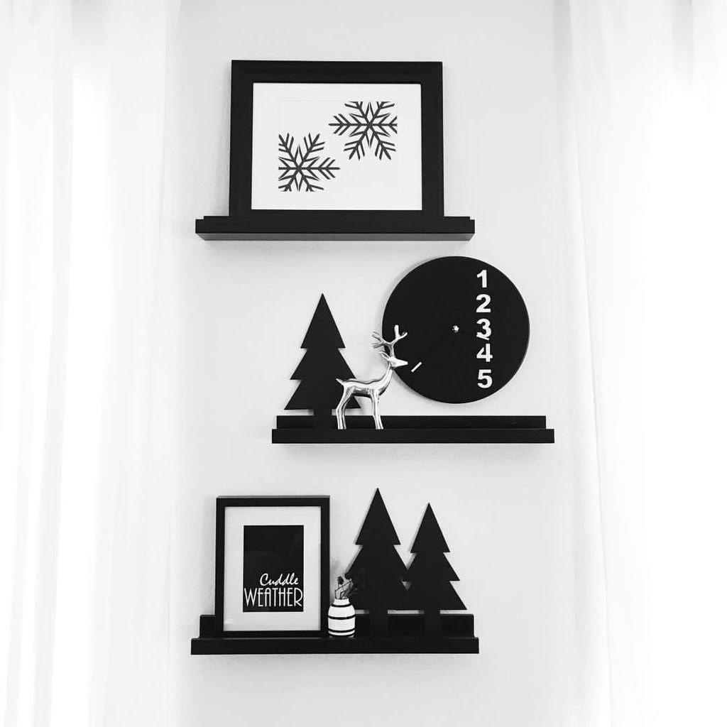 Popular Minimalist Winter Decor Ideas You Should Try 16
