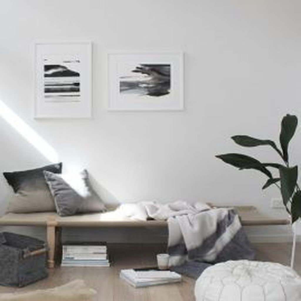 Popular Minimalist Winter Decor Ideas You Should Try 30