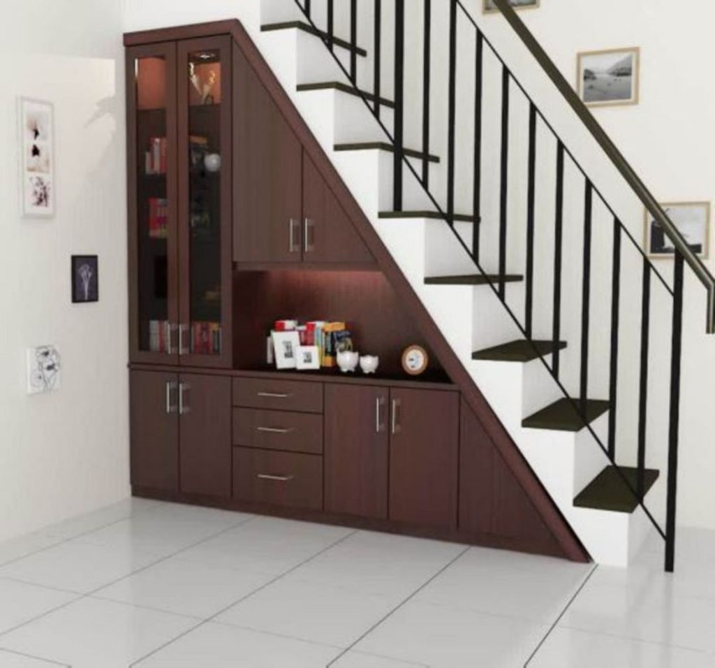 Stunning Wooden Stairs Design Ideas 05