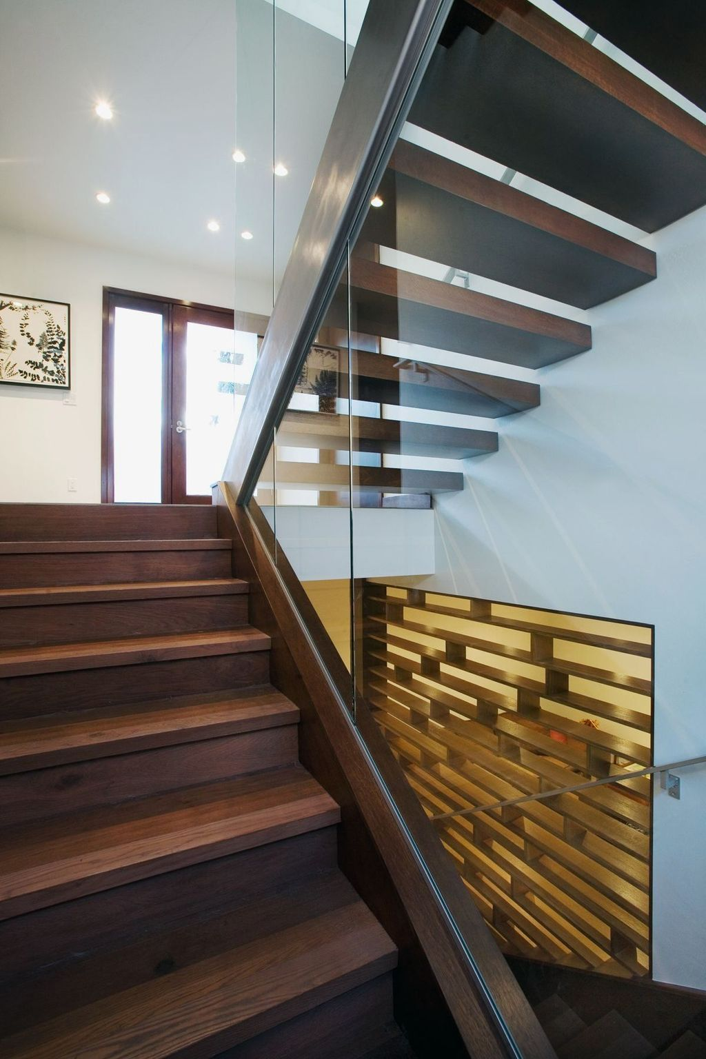 Stunning Wooden Stairs Design Ideas 08