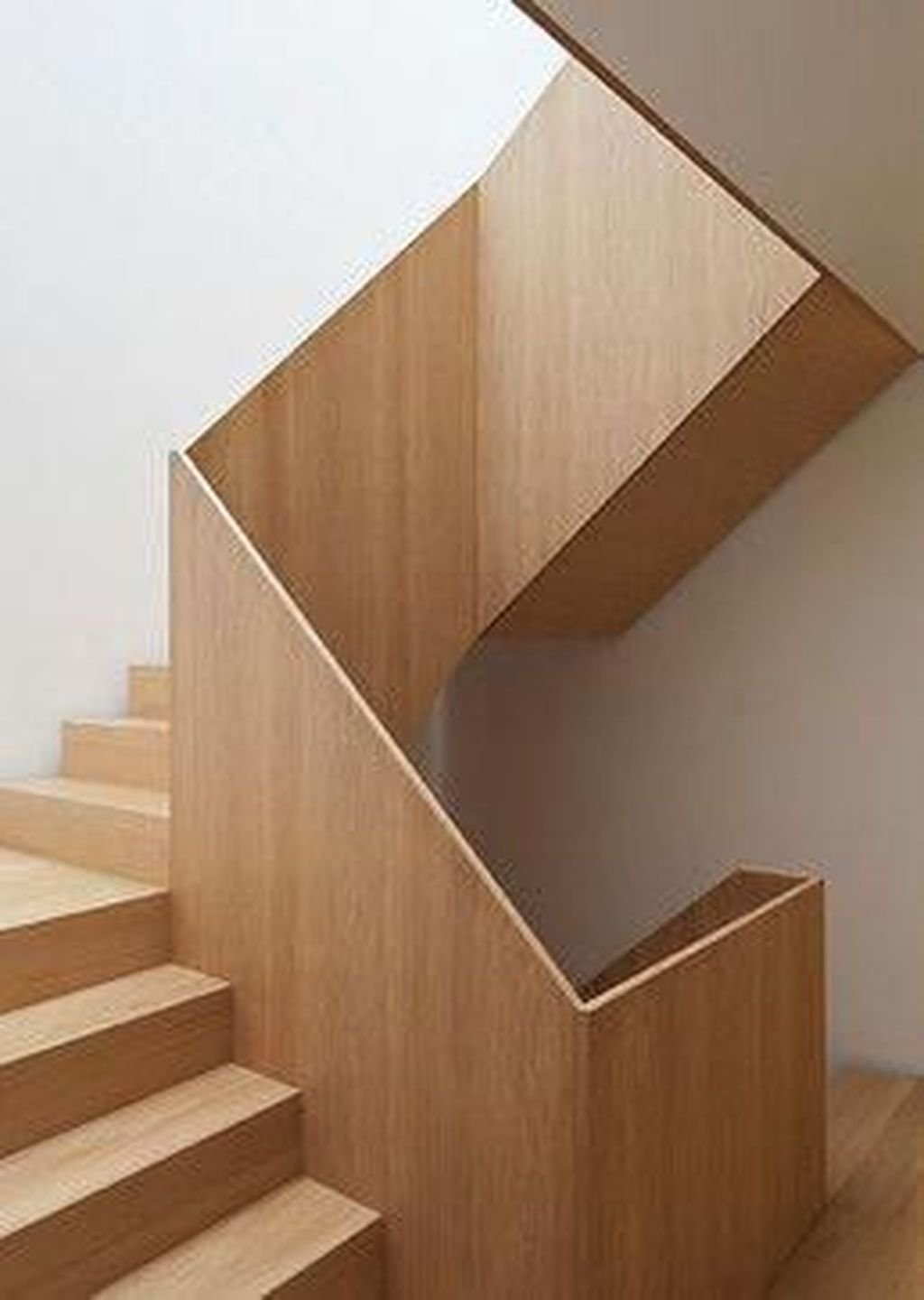 Stunning Wooden Stairs Design Ideas 17