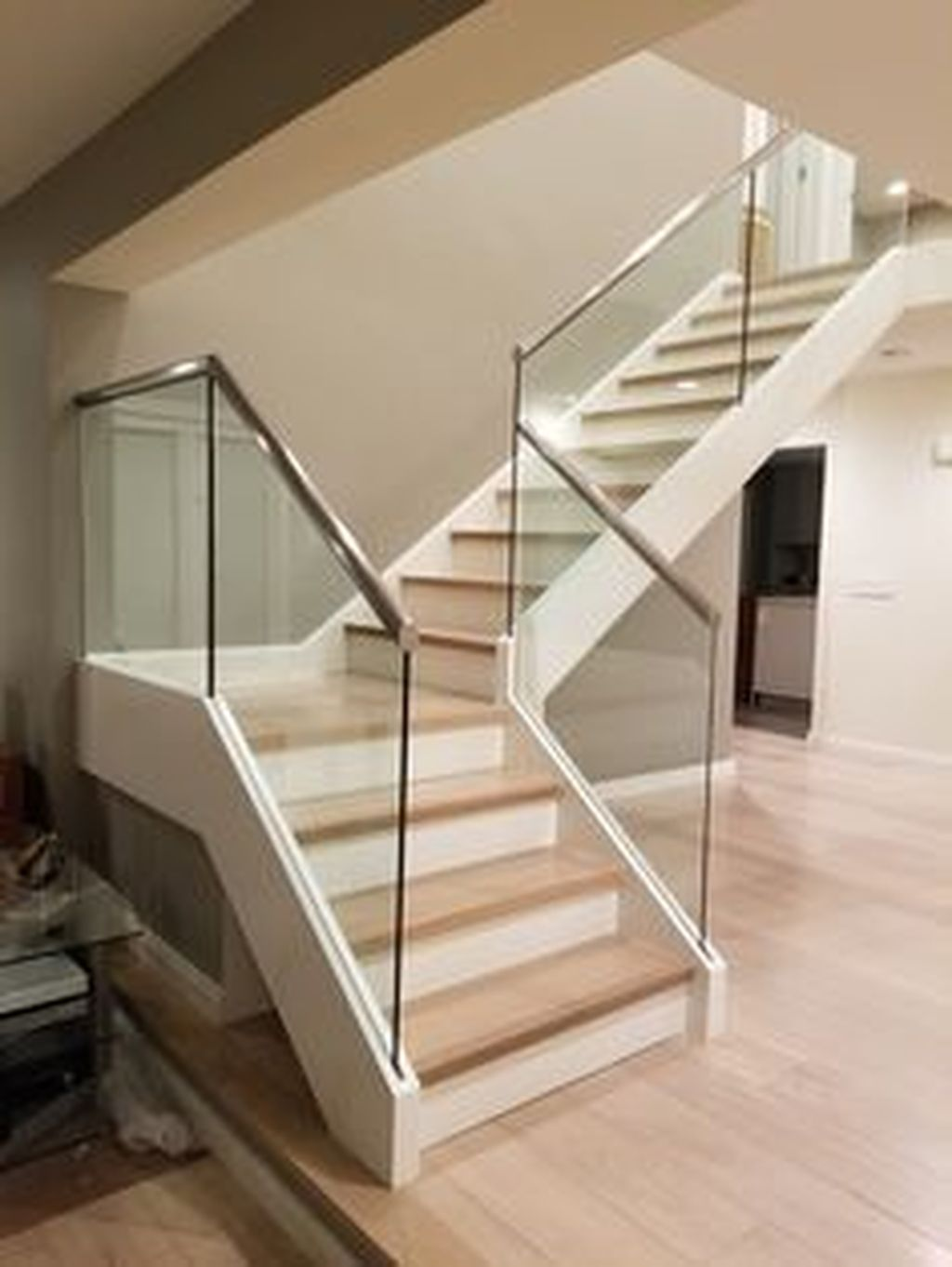 Stunning Wooden Stairs Design Ideas 20