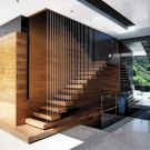Stunning Wooden Stairs Design Ideas 27