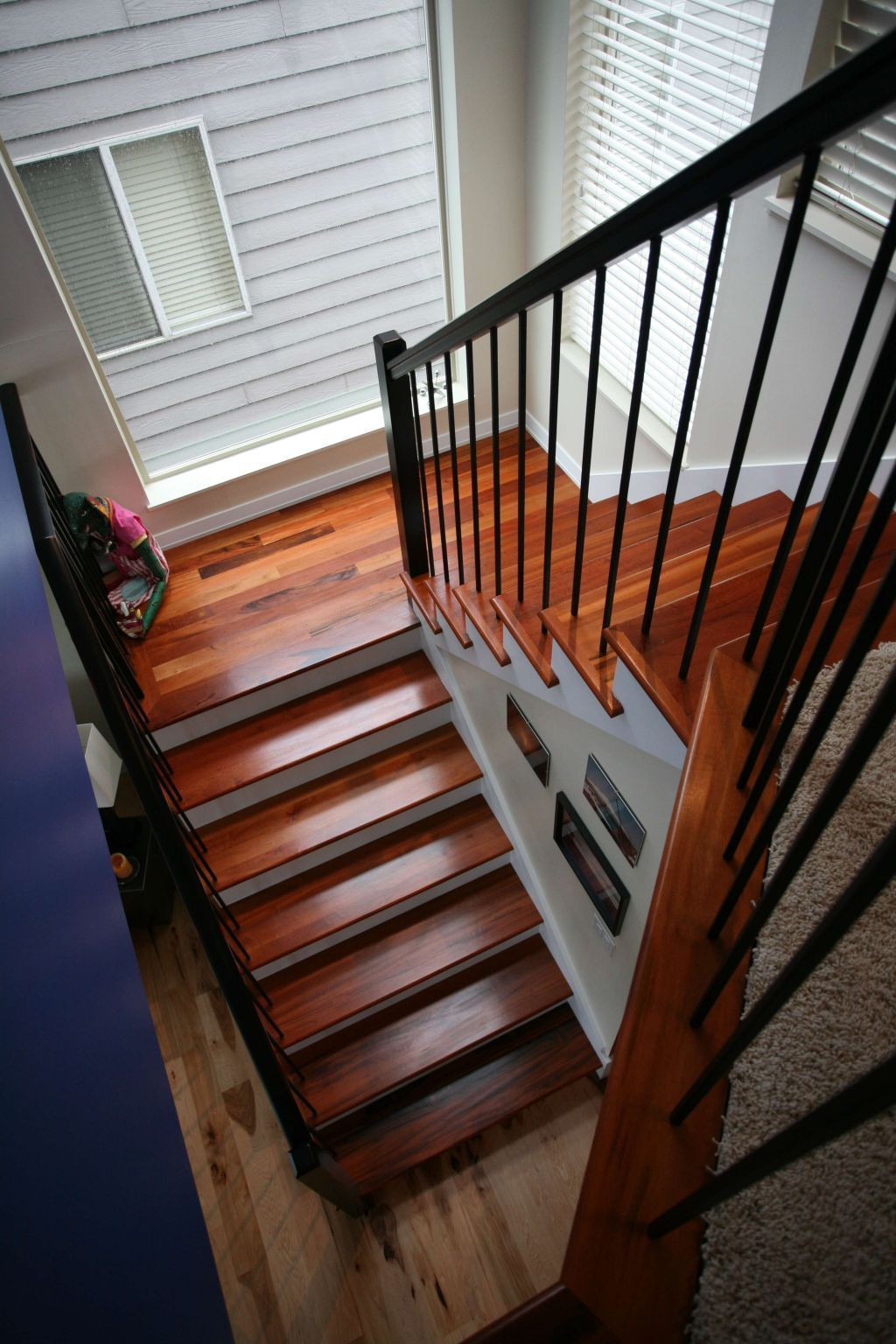 Stunning Wooden Stairs Design Ideas 32