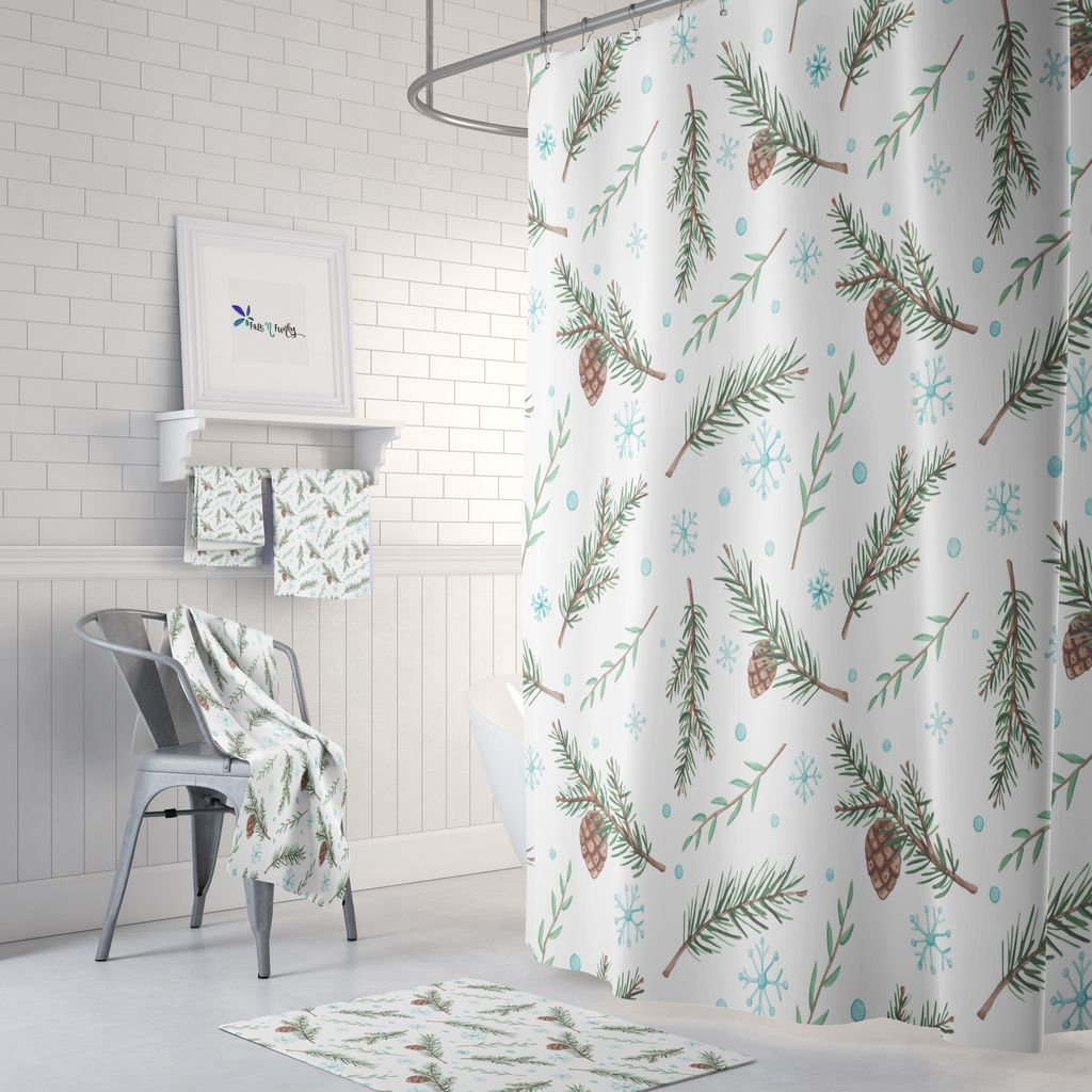 The Best Winter Bathroom Decor Ideas 21