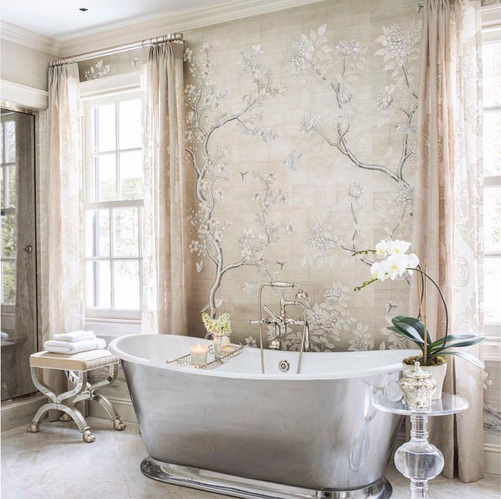 The Best Winter Bathroom Decor Ideas 35