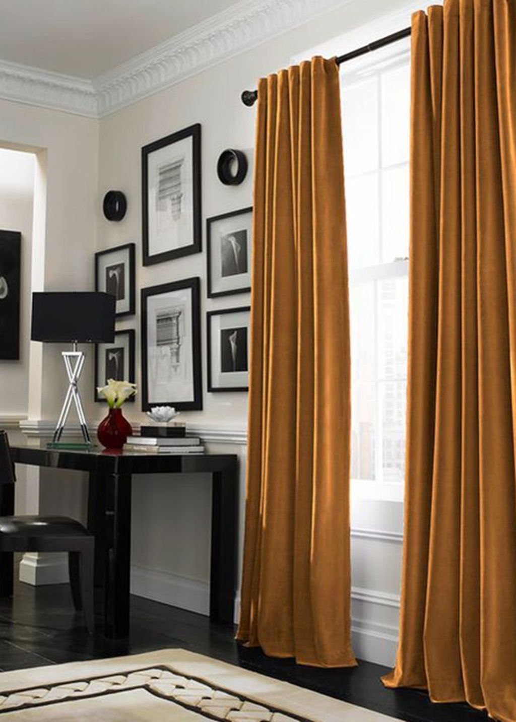 The Best Winter Curtains Ideas For Your Living Rooms 04