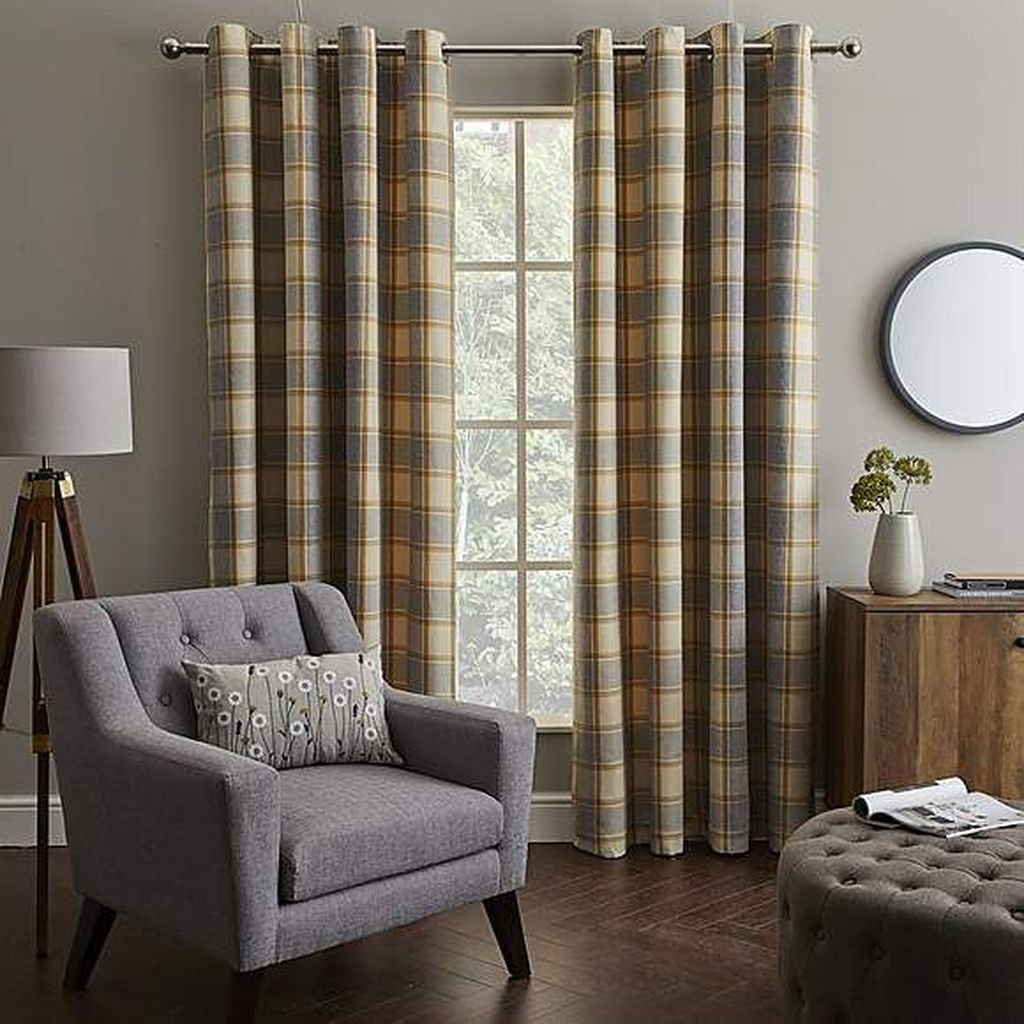 The Best Winter Curtains Ideas For Your Living Rooms 13