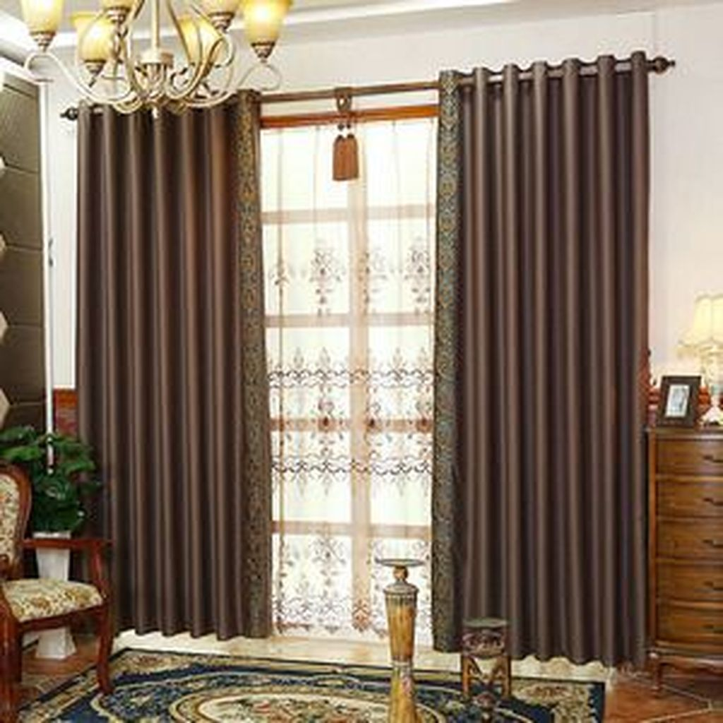 The Best Winter Curtains Ideas For Your Living Rooms 28