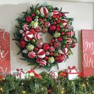 Amazing Christmas Wreaths Decoration Ideas 09