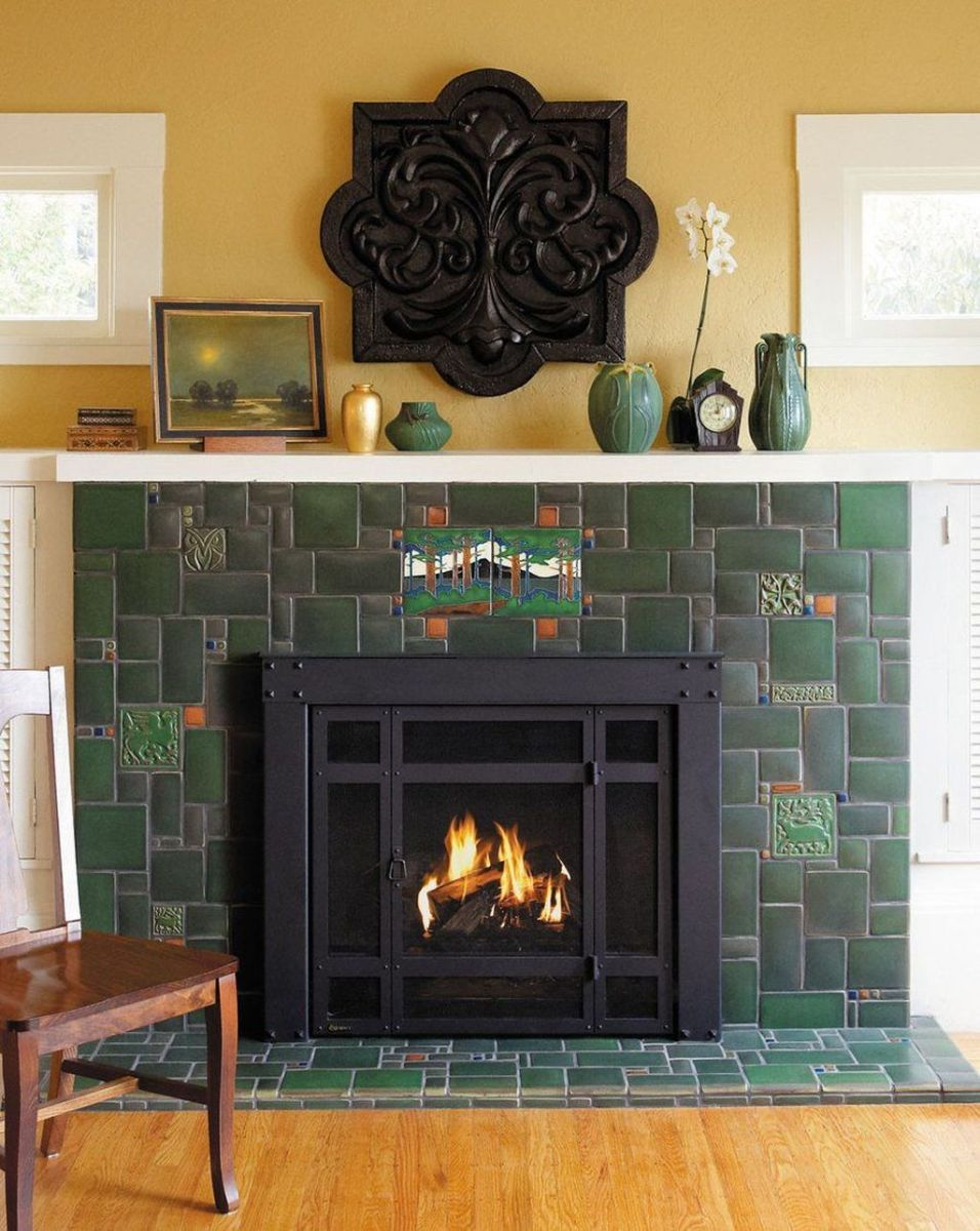 Awesome Traditional Fireplace Ideas Perfect For Wintertime 11