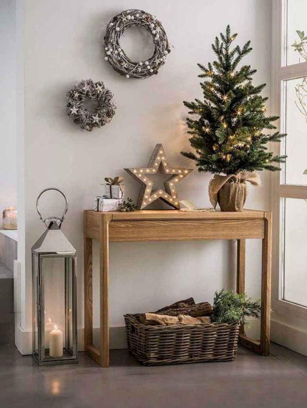 Beautiful Winter Apartment Decor Ideas 01