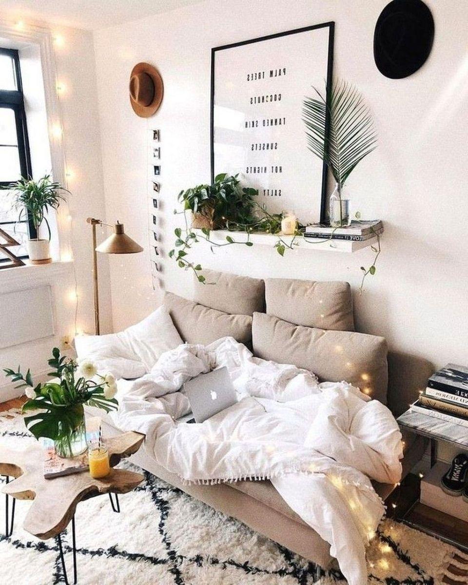 Beautiful Winter Apartment Decor Ideas 18