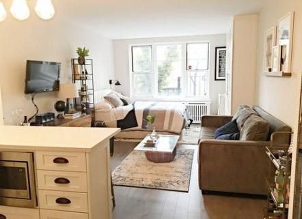 Amazing Studio Apartment Layout Ideas 01