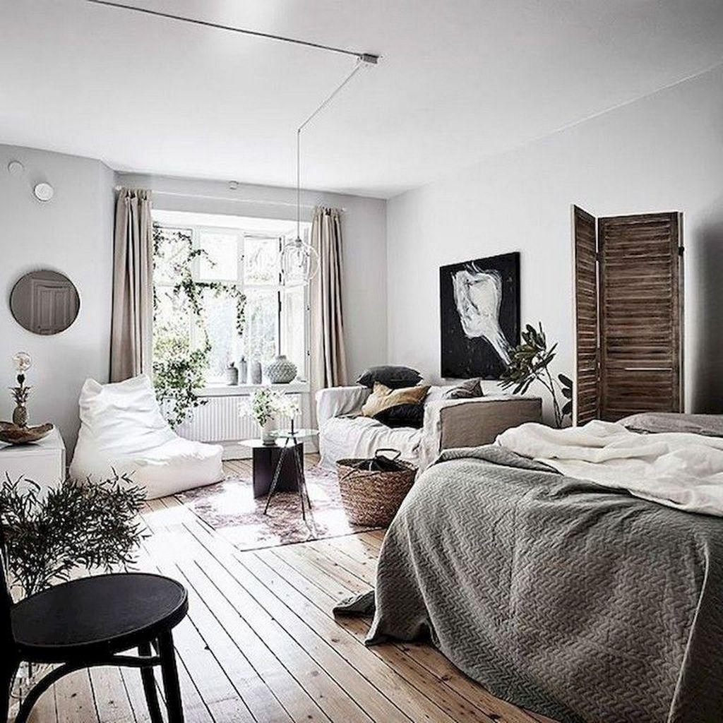 Amazing Studio Apartment Layout Ideas 02