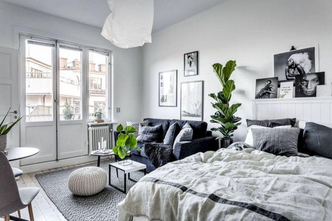 Amazing Studio Apartment Layout Ideas 14