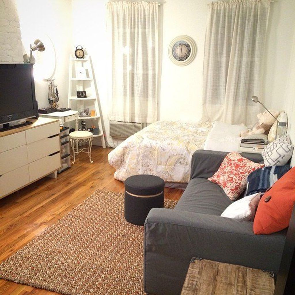 Amazing Studio Apartment Layout Ideas 20
