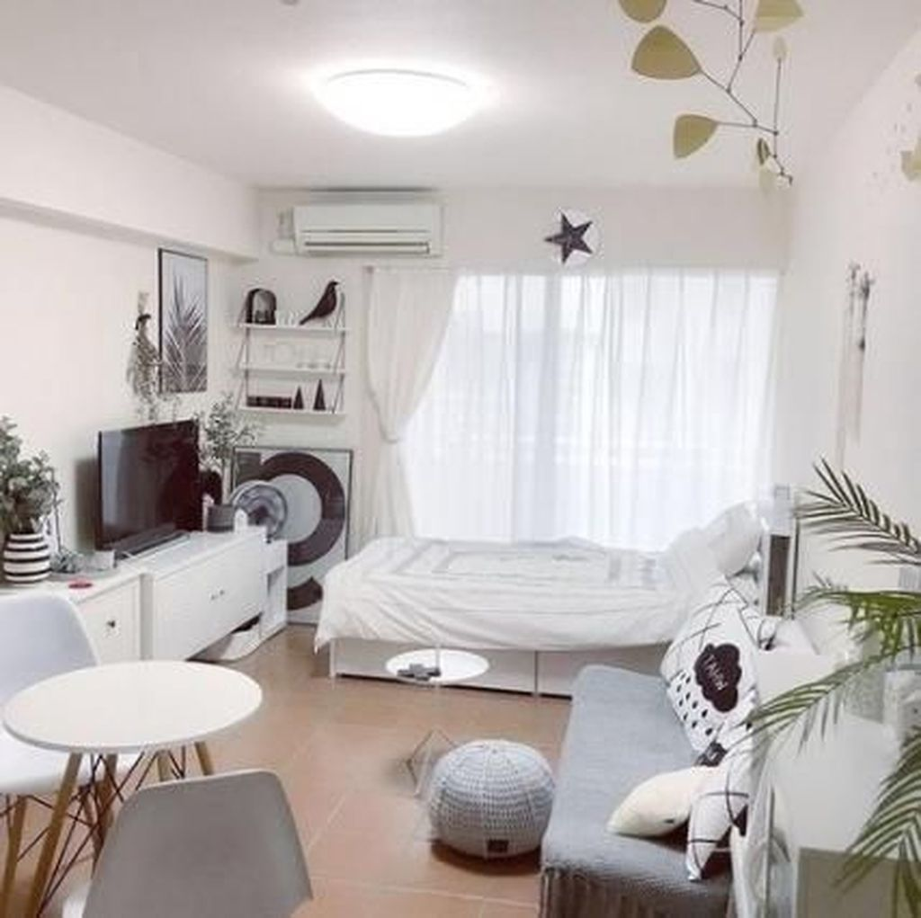 Amazing Studio Apartment Layout Ideas 25