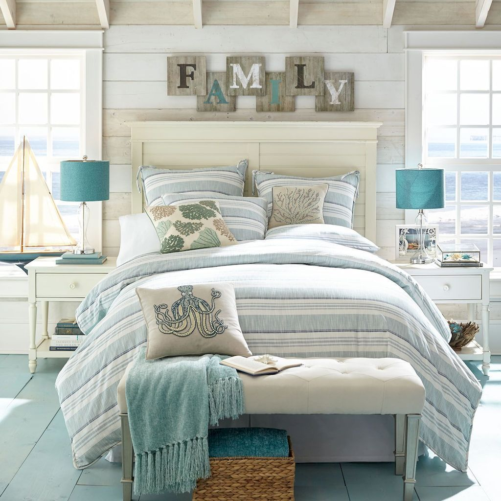 Bedroomdesign Ideas: 34 Awesome Cottage Bedroom Decoration Ideas