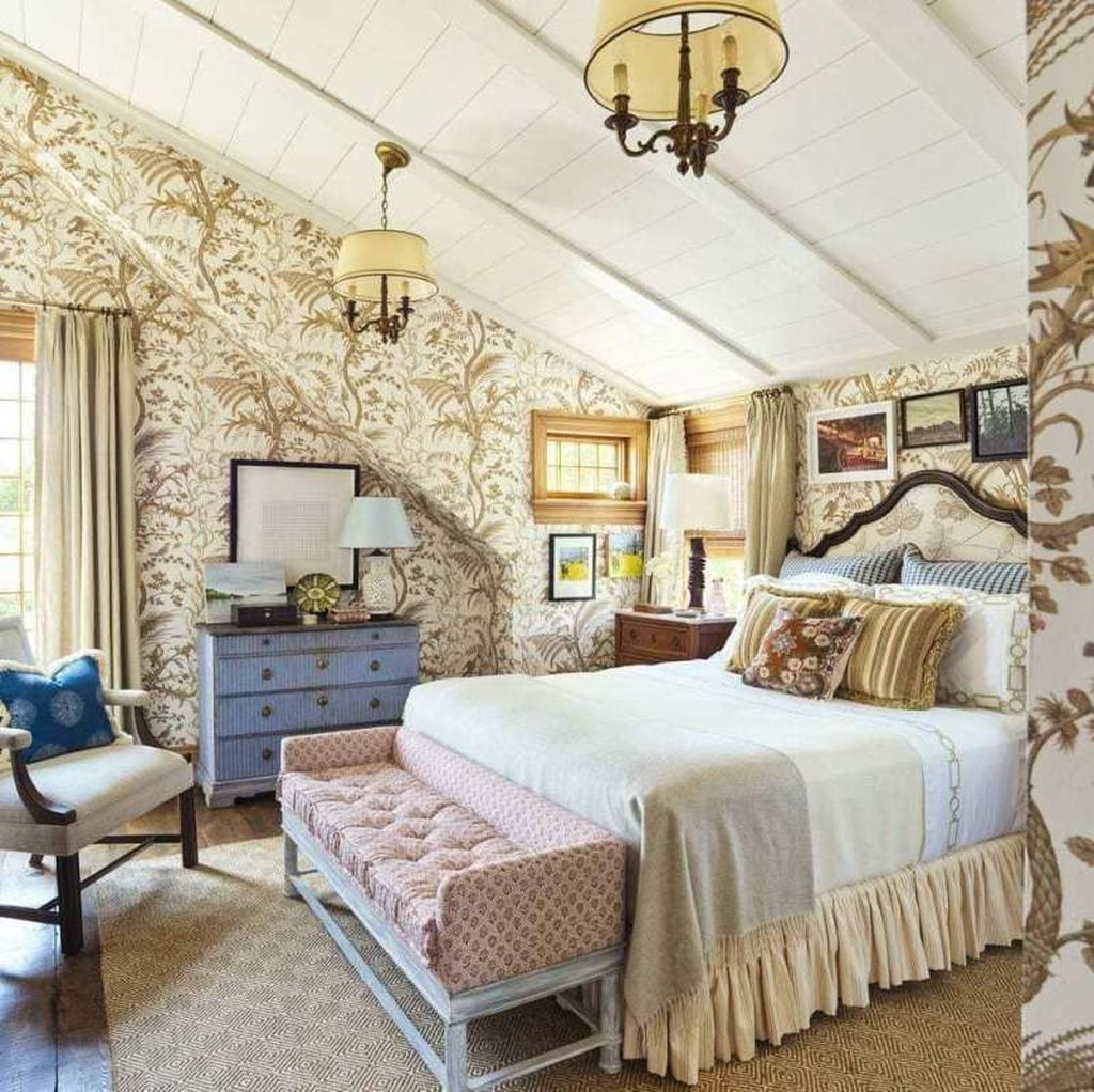 Awesome Cottage Bedroom Decoration Ideas 20