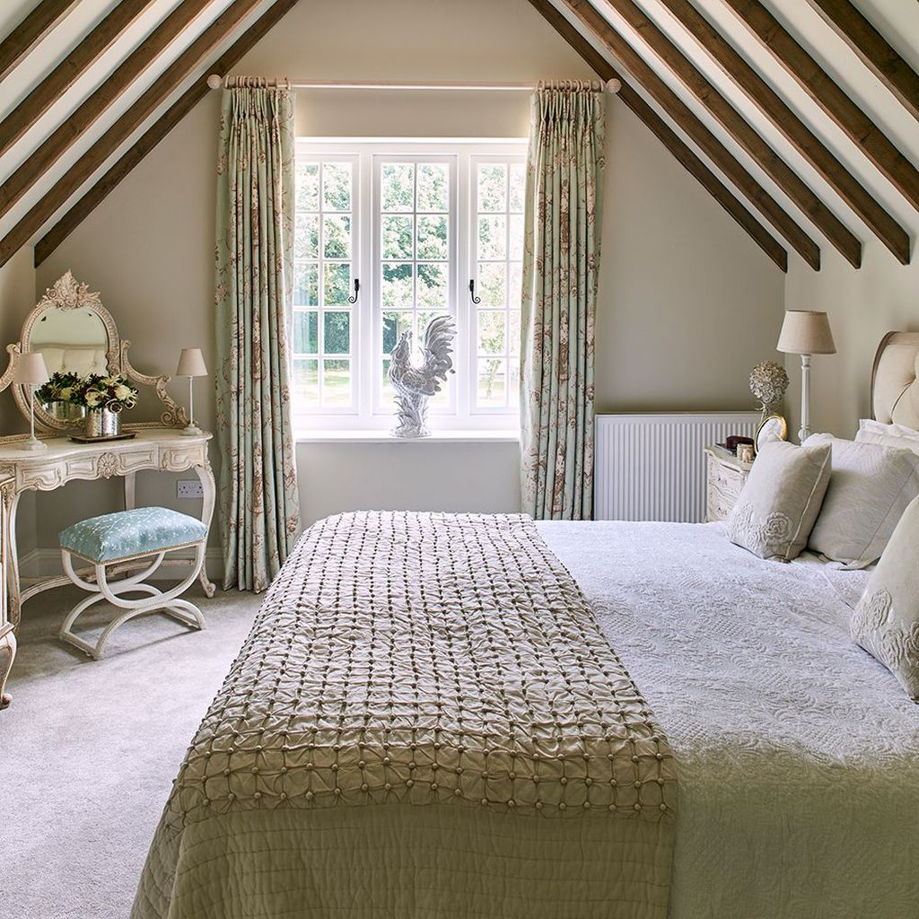 Awesome Cottage Bedroom Decoration Ideas 25