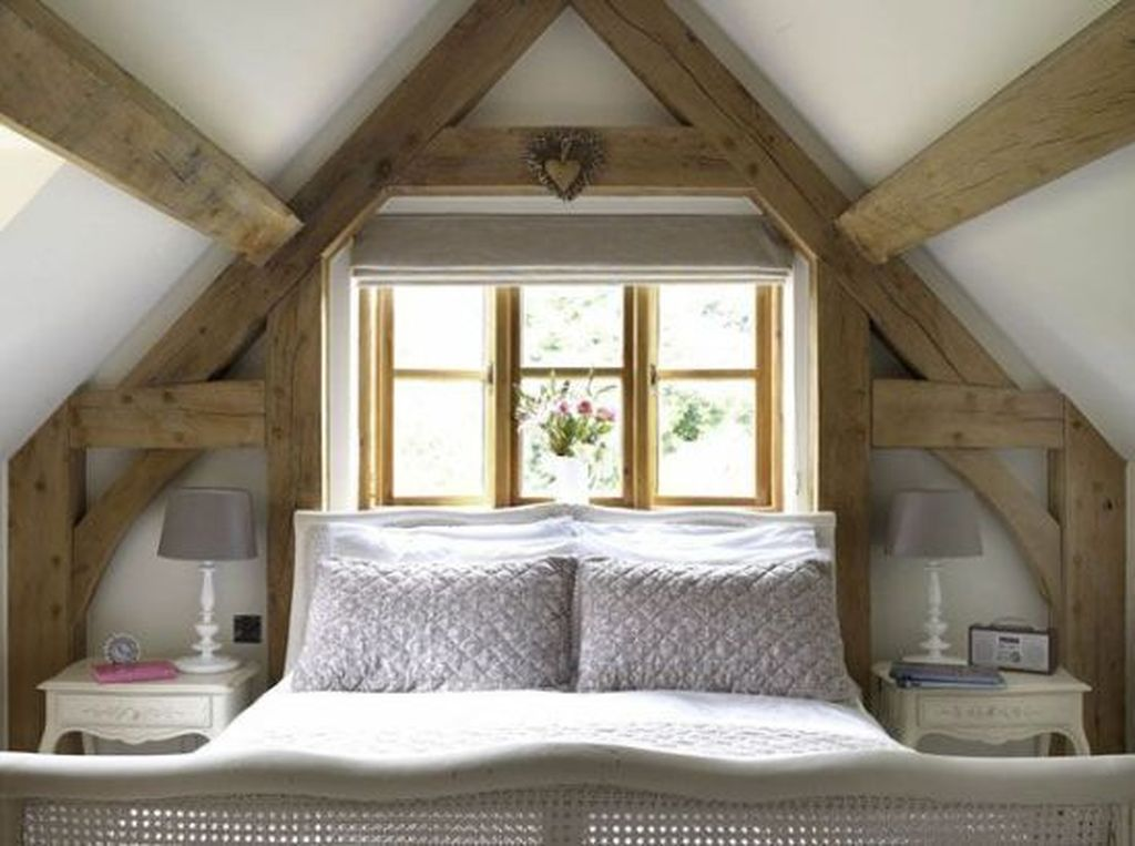Awesome Cottage Bedroom Decoration Ideas 26