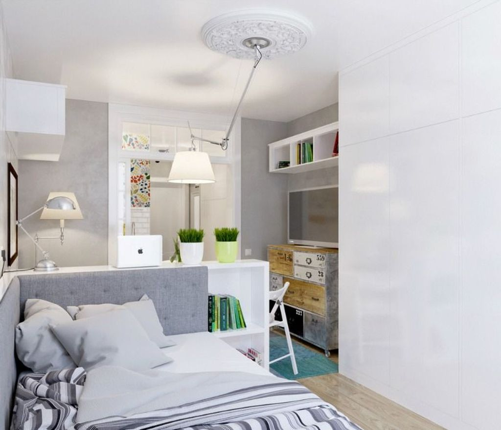 Awesome Studio Apartment Ideas For Your Inspiration 10