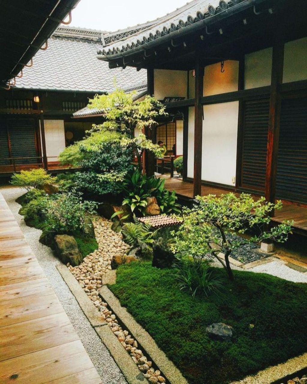 32 Beautiful Zen Garden Design Ideas You Definitely Like
