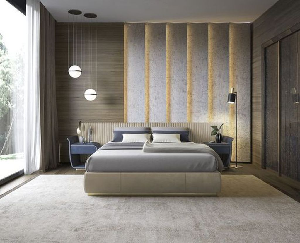 Fabulous Modern Minimalist Bedroom You Have To See 15