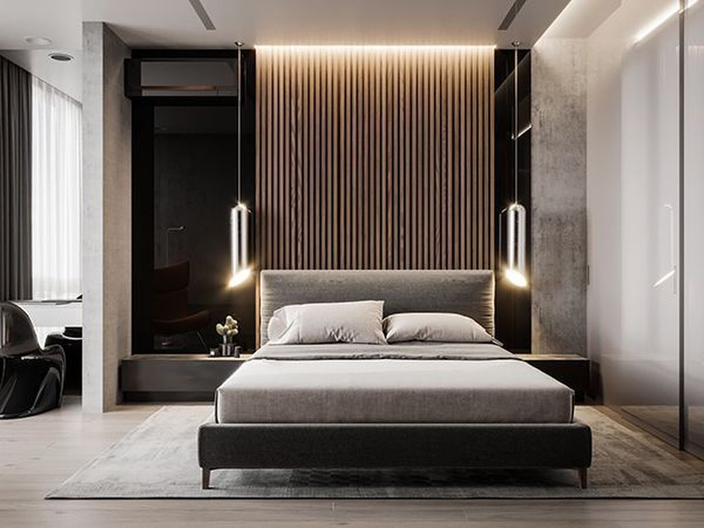 Fabulous Modern Minimalist Bedroom You Have To See 25
