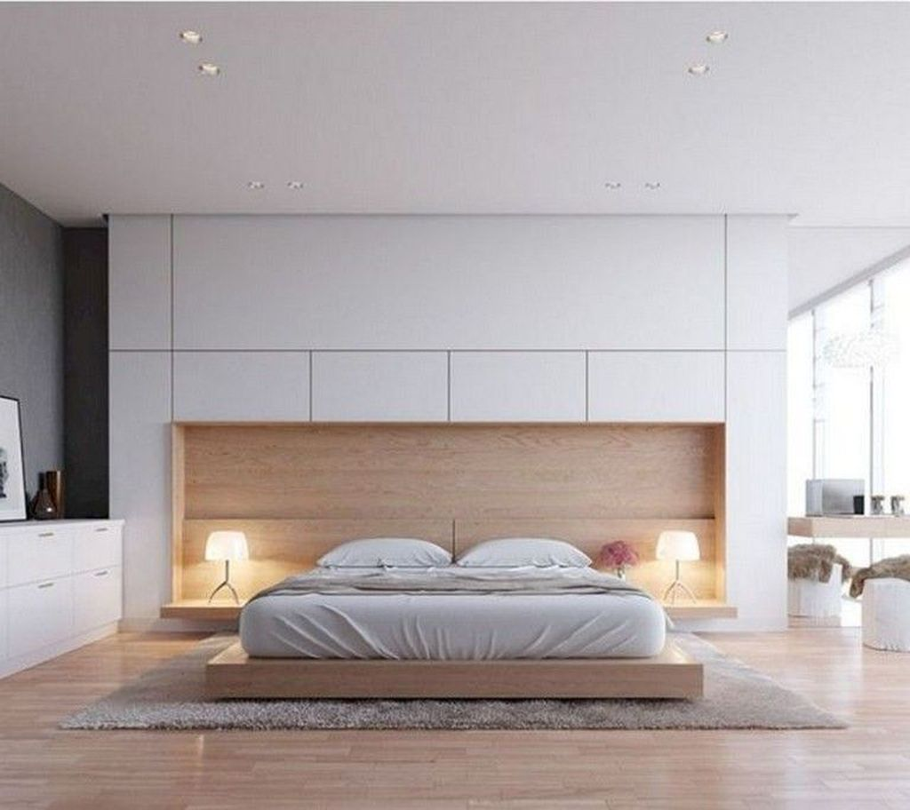 Fabulous Modern Minimalist Bedroom You Have To See 32