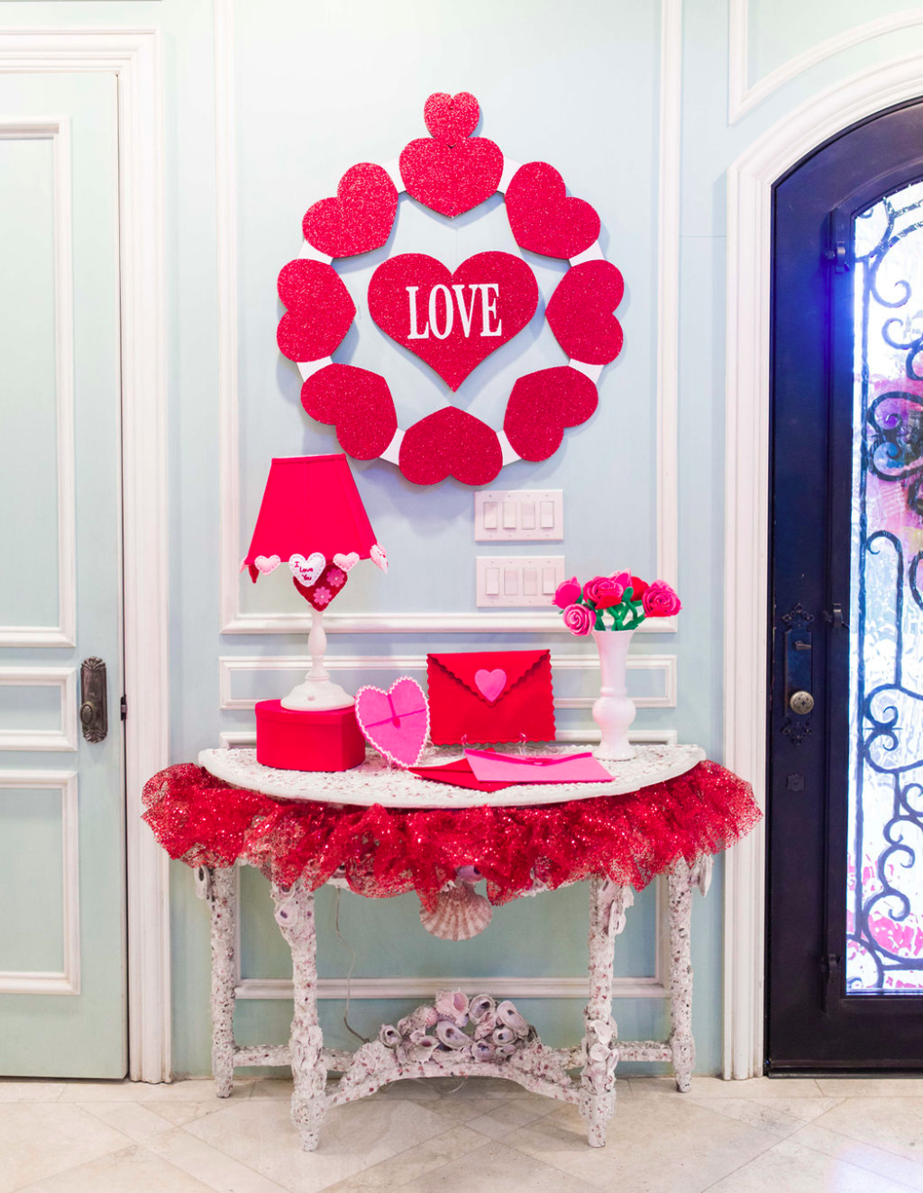 Gorgeous Valentine Wall Decor To Beautify Your Home 02