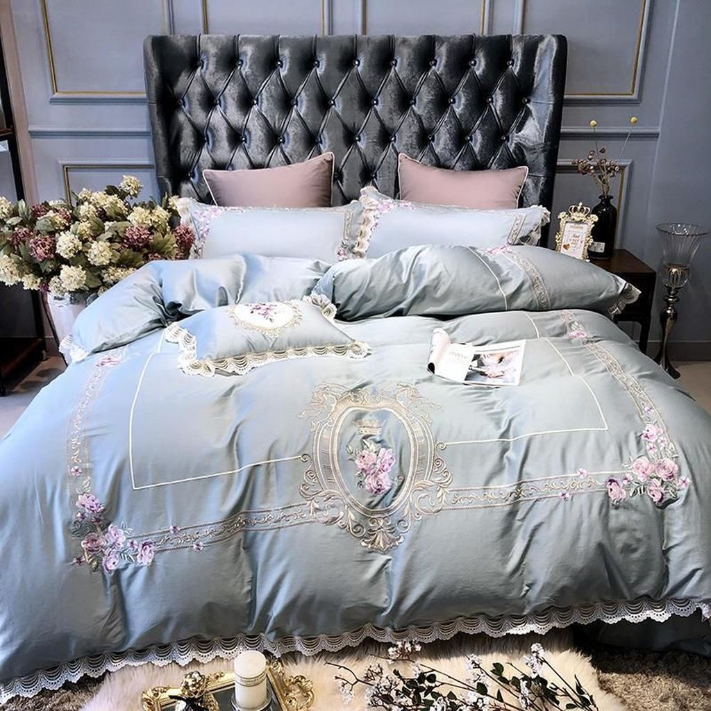 Inspiring Bedding Sets For Perfect Bedroom Decorations 20