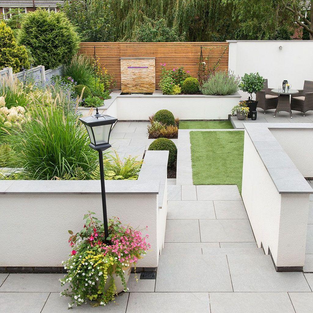 Inspiring Minimalist Garden Landscape Ideas That You Will Like 01